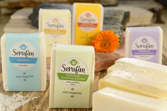 Serafim kézműves szappanok